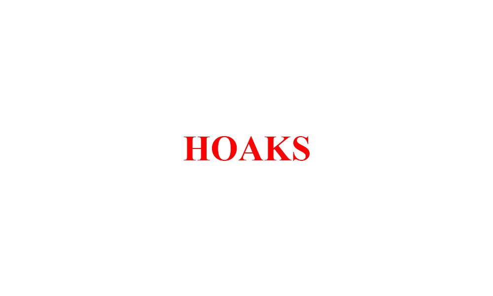 HOAKS : Perpanjangan PSSB Jawa dan Bali Sampai 28 Maret 2021